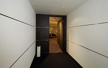 写真:デラックスツイン(洋室40平方m)