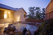 写真:海音の森・露天風呂