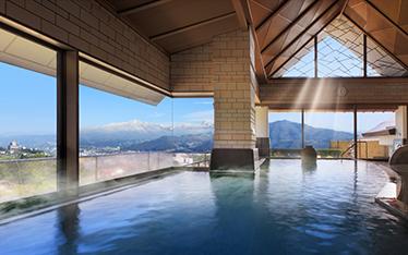 写真:8F展望大浴場