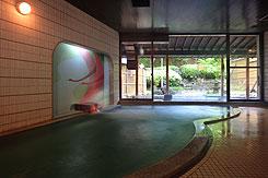 写真:大浴場 静の湯