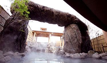 写真:阿蘇の湯