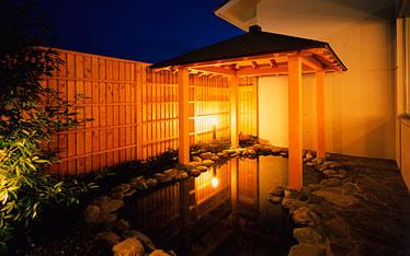 写真:温泉大浴場 森の湯