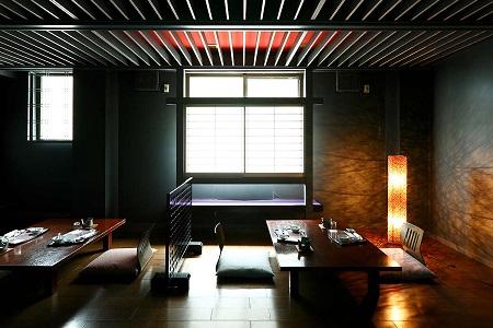 魚庵さゝ家:個室食事処「舟番屋」