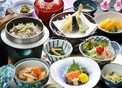 写真:洋食「うかい亭」(10F)