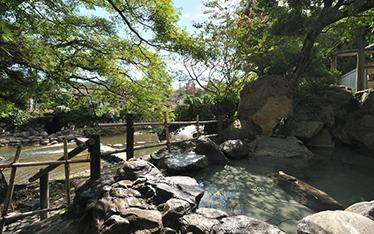 写真:露天・浮世風呂