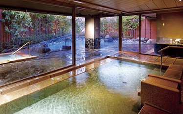 写真:内風呂